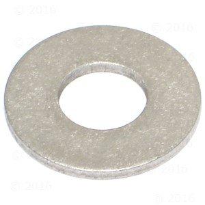 Hard-to-Find Fastener 014973121440 Flat Washers, 1/2, Piece-25