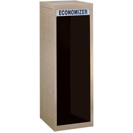 Bud Industries - ER-16616-S - Economizer Cabinet Rack-78.75x19 Ventilated, Sand