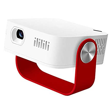 Mini proyector LED portátil WiFi y Bluetooth HD 1080P ...