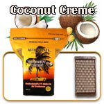 - Auto Scents, Inc. Coconut Creme - 60 Count