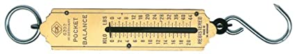 C.K T6202 025 Balance de poche 12,5 kg//25 lb
