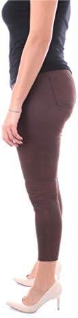 Marina Rinaldi Sport Ocelot Pantaloni da Donna Cuoio,5784020