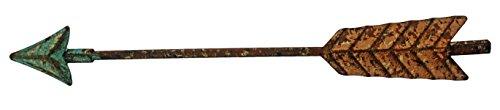 Arrowhead Wall Hanging - Caffco Rustic Style Arrow Wall Decor