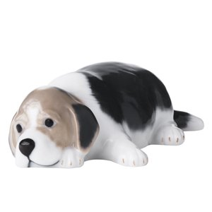 Royal Copenhagen Dogs - Royal Copenhagen 1249850 Annual Figurine 2015, Beagle