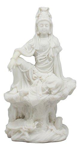 - Ebros The Water and Moon Goddess Kuan Yin Bodhisattva Statue 7