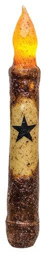Heart of America Mustard Star Timer Taper 6''