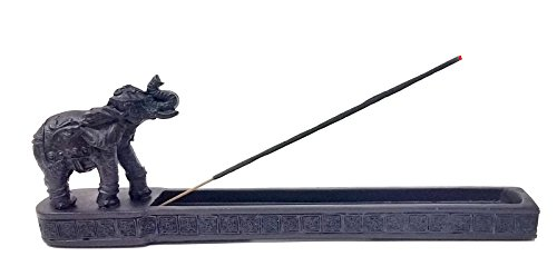 Elephant Incense Holder - 7