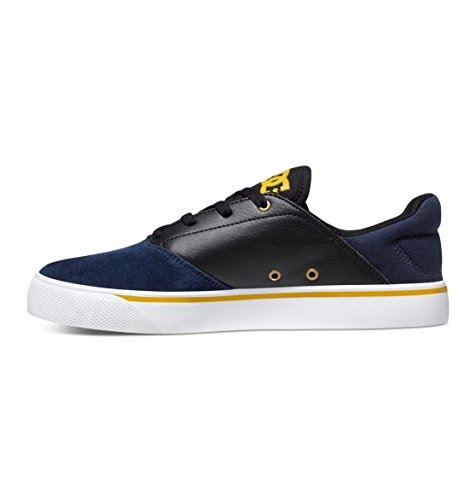 DC - Herren Wallon S Low Top Freizeitschuh, EUR: 45.5, Navy