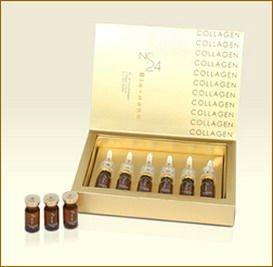 NC 24 Bio-nano Concentrated Collagen Liquid 100% (6x10ml)...