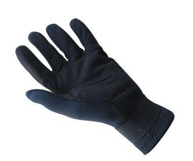 Scuba Diving Glove Neoprene Five Finger Glove (Large, Black)