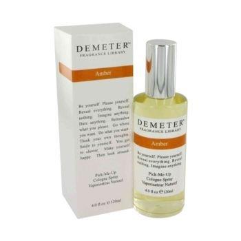 Demeter Ambre Eau De Parfum Spray, 4 Oz