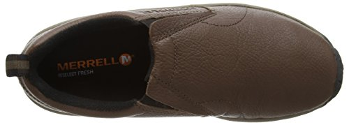Merrell Mens Jungle Moc Scarpa Slip-on Marrone