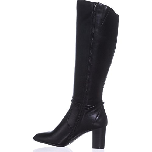 A35 Boots High Gilian Black Knee XvgqrBWX