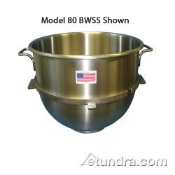 Alfa - 140VBWL - 140 Qt Stainless Steel Mixing Bowl by Alfa Romeo