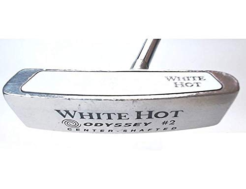 Odyssey White Hot 2 Center Shaft Putter Steel Right Handed 38.0in