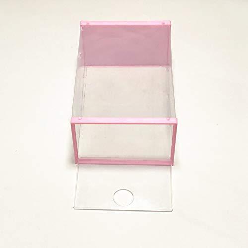 Amazon.com: CHENGGUO - Zapatero apilable de plástico ...