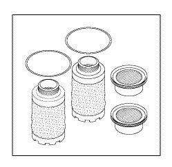 Compressor PM Kit for Dental-EZ/Custom Air/Ramvac CMK076