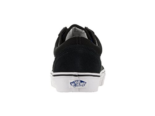 Black Lace Blue Skool Pop Old Vans Skate Unisex True Shoe qI0WH