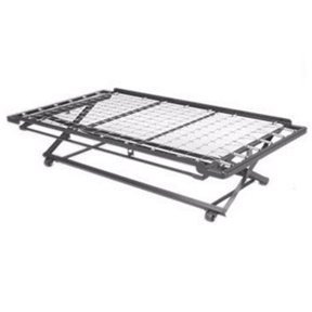 Amazon Com Myeasyshopping Twin Size Hi Rise Bed Daybed Frame Frame