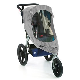 BOB Weather Shield for Single Revolution/Stroller Strides Models in (Bob Ironman Duallie Stroller)