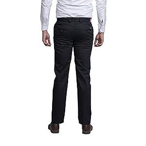 Gold Stitch Men's Regular Fit Casual Trouser