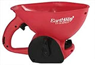 product image for Earthway 3400 Ergonomic Hand-Held Broadcast Spreader, Garden Seeder, Salt Spreader - 197882