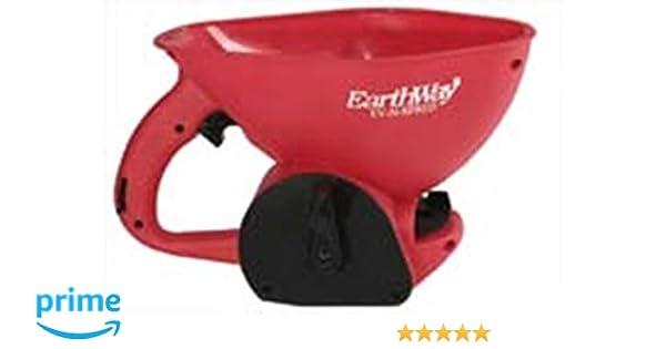 Earthway 3400 Ergonomic Hand-Held Broadcast Seeder/Spreader