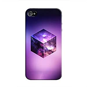 Cover It Up - Cubiverse iPhone 4/4s Hard Case