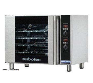Moffat E31D4 – 32″ Turbofan Electric Convection Oven – 4 Half Size Pan Capacity