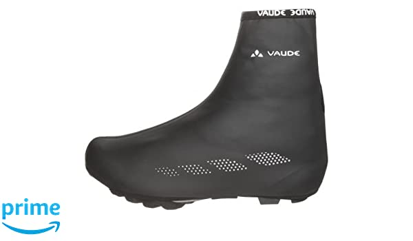 VAUDE Shoecover Chronos III - Manguitos color black, talla 3639