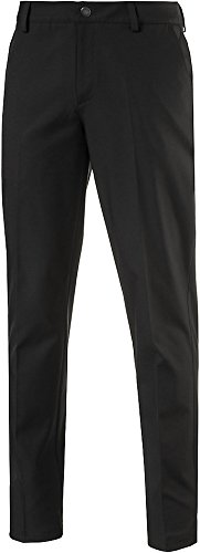 PUMA Golf 2017 Men's Pounce Pants, Black, Size 36/32