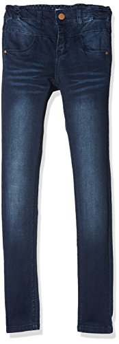 NAME IT, Jeans para Niñas Azul (Dark Blue Denim)
