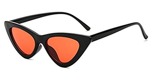 Cat Soleil Lentille Mod C2 Des Chat Plastique de Style Sunglasses Yeux Lunettes de Voyage Lunettes Vintage Plage Retro Soleil de Eye Wgw67nxqCB