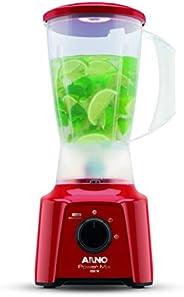 Liquidificador Power Mix, Arno, Vermelho