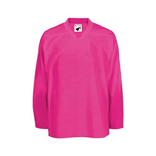 Air Mesh Hockey Jersey (Pearsox Air Mesh Hockey Jersey (Small, Pink))
