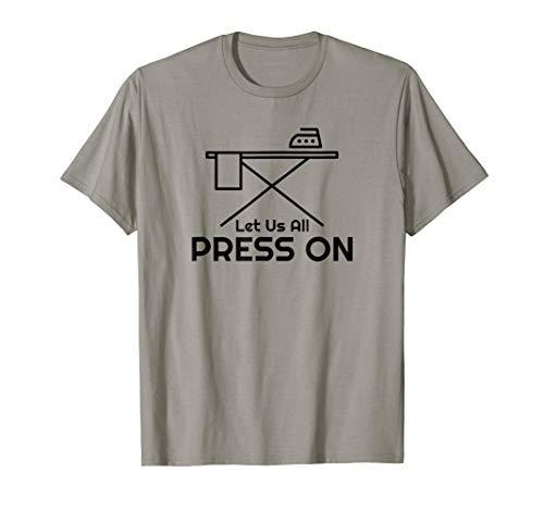 Extreme Press On Ironing Funny Mormon T-Shirt