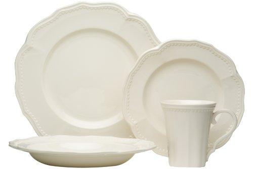 red vanilla dinnerware - 4