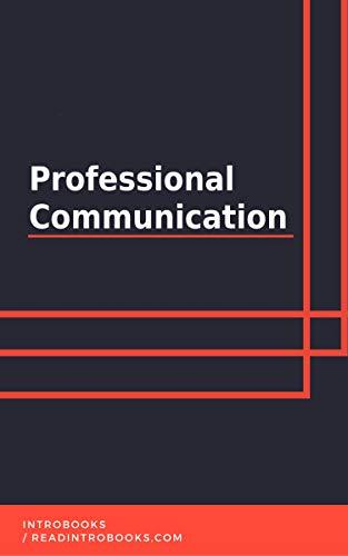 Professional Communication Ebook
