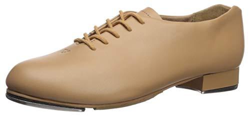 - Capezio Unisex Tic Toe Tap Shoe Dance, Caramel, 4.5 M US Big Kid