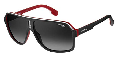 Carrera CA1001/S Plastic Aviator Sunglasses For Men For Women+ Free Designer iWear Care Kit