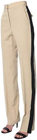Stella McCartney Luxury Fashion Femme 578690SNB772600 Beige Laine Pantalon | Automne-Hiver 19