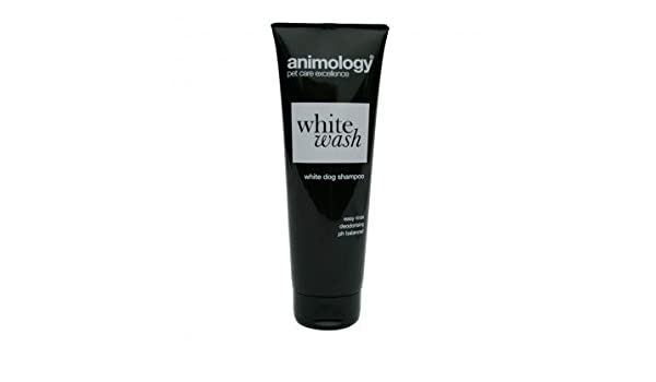 Animology Perros Champú 250 ml blanco: Amazon.es: Productos para mascotas