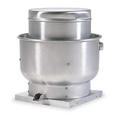 - Upblast Ventilator, Wheel 8-1/4 In, 115V