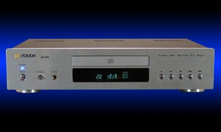 Jolida JD100A Vacuum tube CD player