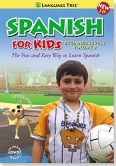 Spanish for Kids: Beginner Level 1, Vol. 2 by Language Tree