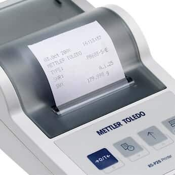 (Mettler Toledo RS-P28 Compact Printer with RS-232C Interface)