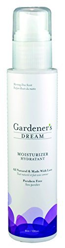 - Aroma Crystal Therapy Gardeners Dream Moisturizer, Morning Dew Scent, 4 Ounce by Aroma Crystal Therapy