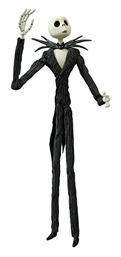 "Diamond Select Toys Nightmare Before Christmas: Jack Skellington 16"" Coffin Doll Action Figure"