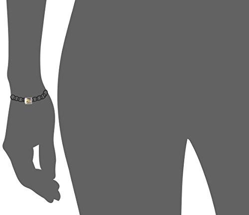 Nomination - 030304 - Maillon pour bracelet composable - Femme - Acier inoxydable et Or jaune 18 cts