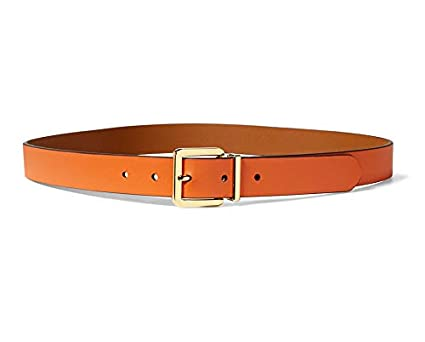 429a7f54ac Lauren Ralph Lauren Women's Brown Orange Leather Dryden Reversible ...